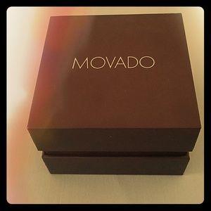 Movado museum watch